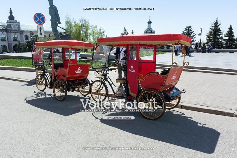 Taxi a pedali