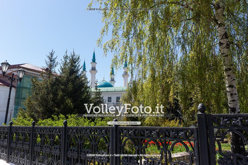 Kazan , 13 maggio 2018 - Foto di Michele Benda per VolleyFoto <br /> [Riferimento file: 2018-05-13/_DSC1519]