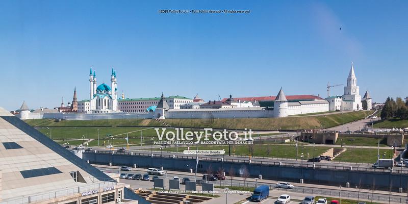 Kremlin by day