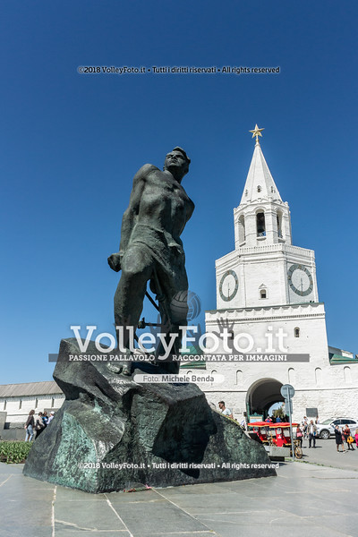 Statua Musa jalil