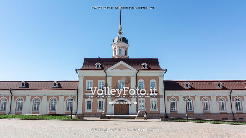 Kazan , 13 maggio 2018 - Foto di Michele Benda per VolleyFoto <br /> [Riferimento file: 2018-05-13/_DSC1480]