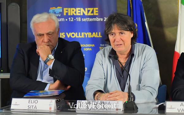 PRESENTAZIONE DELLA POOL A DEL FIVB MEN'S VOLLEYBALL WORLD CHAMPIONSHIP ITALY-BULGARIA 2018