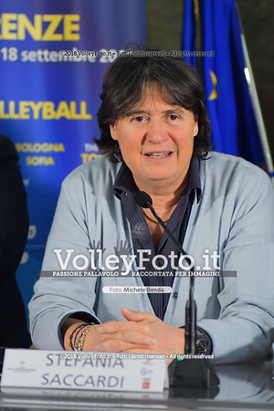 PRESENTAZIONE DELLA POOL A DEL FIVB MEN'S VOLLEYBALL WORLD CHAMPIONSHIP ITALY-BULGARIA 2018