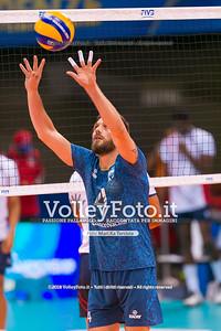 durante presso , 14 settembre 2018. Foto di: Mari.ka Torcivia per VolleyFoto.it [riferimento file: 2018-09-15/_65A7834]