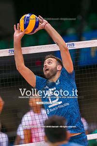 durante presso , 14 settembre 2018. Foto di: Mari.ka Torcivia per VolleyFoto.it [riferimento file: 2018-09-15/_65A7838]