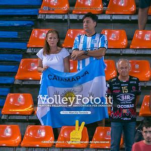 durante presso , 14 settembre 2018. Foto di: Mari.ka Torcivia per VolleyFoto.it [riferimento file: 2018-09-15/_65A7858]