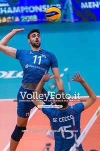 durante presso , 14 settembre 2018. Foto di: Mari.ka Torcivia per VolleyFoto.it [riferimento file: 2018-09-15/_65A7842]