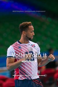 durante presso , 14 settembre 2018. Foto di: Mari.ka Torcivia per VolleyFoto.it [riferimento file: 2018-09-15/_65A7786]