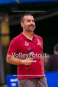 durante presso , 14 settembre 2018. Foto di: Mari.ka Torcivia per VolleyFoto.it [riferimento file: 2018-09-15/_65A7771]