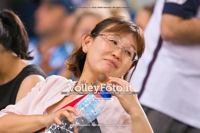durante presso , 14 settembre 2018. Foto di: Mari.ka Torcivia per VolleyFoto.it [riferimento file: 2018-09-15/_65A7736]
