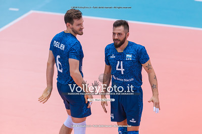 durante presso , 14 settembre 2018. Foto di: Mari.ka Torcivia per VolleyFoto.it [riferimento file: 2018-09-15/_65A7859]