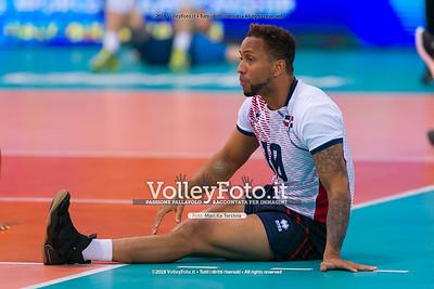 durante presso , 14 settembre 2018. Foto di: Mari.ka Torcivia per VolleyFoto.it [riferimento file: 2018-09-15/_65A7725]