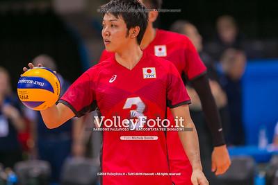 durante presso , 14 settembre 2018. Foto di: Mari.ka Torcivia per VolleyFoto.it [riferimento file: 2018-09-14/_65A7214]