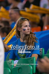 durante presso , 14 settembre 2018. Foto di: Mari.ka Torcivia per VolleyFoto.it [riferimento file: 2018-09-14/_65A7266]