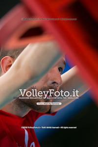 durante presso , 15 settembre 2018. Foto di: Mari.ka Torcivia per VolleyFoto.it [riferimento file: 2018-09-16/_65A8293]