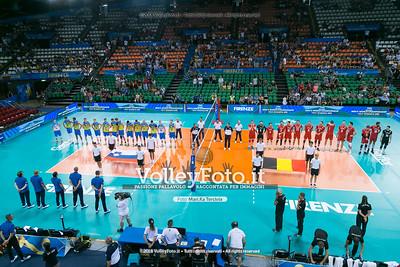 durante presso , 15 settembre 2018. Foto di: Mari.Ka Torcivia per VolleyFoto.it [riferimento file: 2018-09-16/_MG_1419]