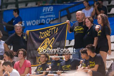 durante presso , 15 settembre 2018. Foto di: Mari.ka Torcivia per VolleyFoto.it [riferimento file: 2018-09-16/_65A8309]
