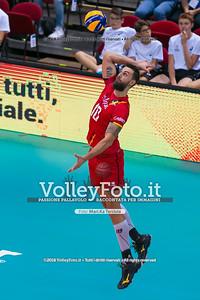 durante presso , 15 settembre 2018. Foto di: Mari.ka Torcivia per VolleyFoto.it [riferimento file: 2018-09-16/_65A8434]