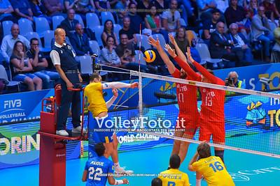 Brazil - Russia (PoolI)