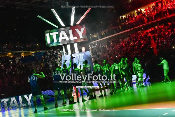 Italy - Serbia (PoolJ)