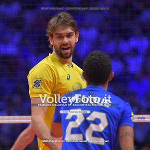 Brazil - Serbia (Semifinal) - FIVB Volleyball Men's World Championship Italy-Bulgaria 2018