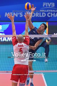 Poland - USA (Semifinal) - FIVB Volleyball Men's World Championship Italy-Bulgaria 2018