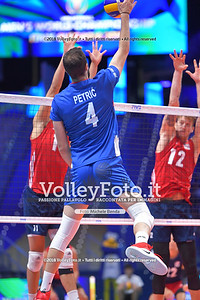 Serbia - USA (Bronze medal match) - FIVB Volleyball Men's World Championship Italy-Bulgaria 2018