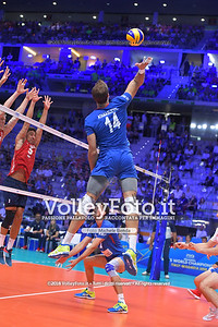 Serbia - USA (Bronze medal match) - FIVB Volleyball Men's World Championship Italy-Bulgaria 2018