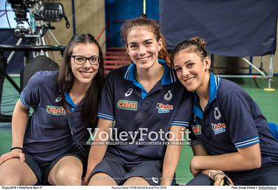 Alessia GENNARI , Laura MELANDRI , e Alessia ORRO