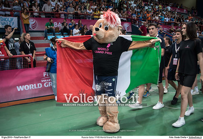 Russia-Italia | FIVB World Grand Prix 2016