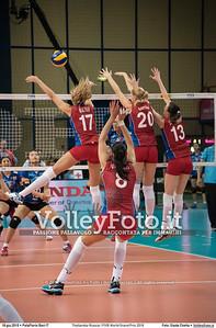 Thailandia-Russia   FIVB World Grand Prix 2016