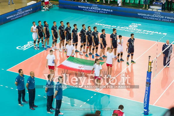 Semifinal USA - IRI