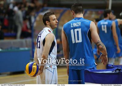 Italia - Serbia