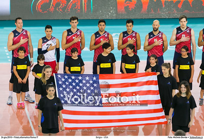Belgio - USA