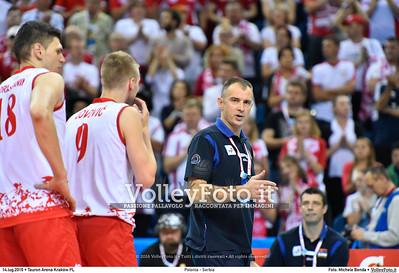 Polonia - Serbia