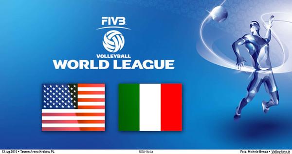USA-Italia