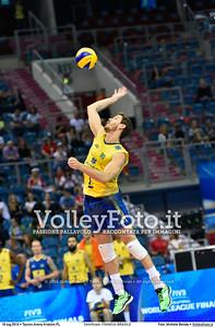 Semifinale: FRANCIA-BRASILE