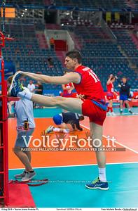 Semifinal: SERBIA-ITALIA