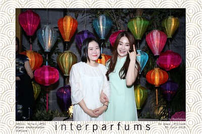 [PhotoboothDaNang] interparfums Photo Booth @ Nén Restaurant Da Nang