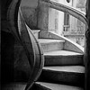 Staircase, Monastery Jeronimos, Lisbon, Portugal
