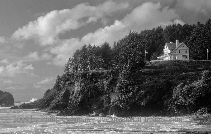 Heceta Head, Lightkeeper's House, Oregon