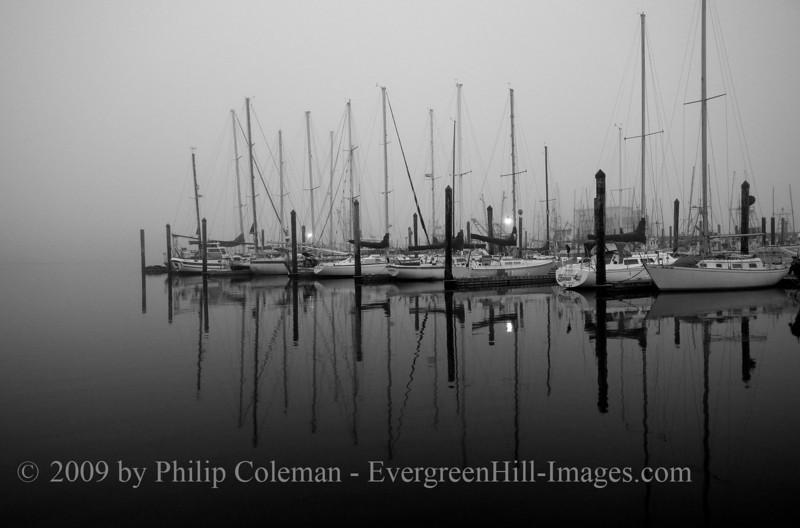 Charleston harbor, Oregon
