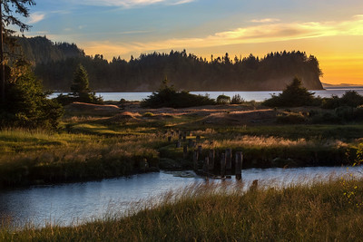 Crescent Bay, Washington