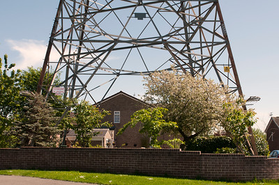 Pylon and House