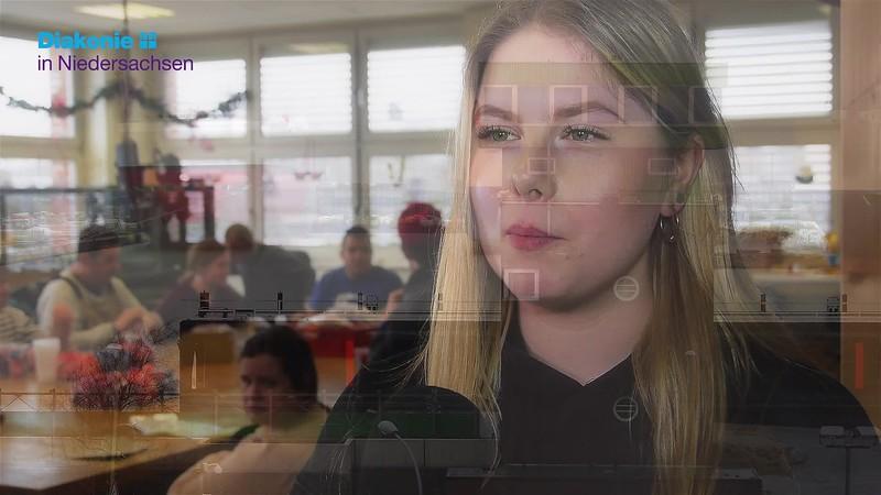 Soziale Berufe kann nicht jeder - Diakonisches Werk evangelischer Kirchen in Niedersachsen e.V. - Karrideo Imagefilmproduktion ©®™