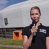 Eisschnellläuferin Victoria Stirnemann im Interview 2017 - Tochter von Gunda Niemann Stirnemann - WBG Zukunft eG - Karrideo Imagefilm