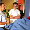 FSJ bei der Diakonie in Niedersachsen - Krankenhaus DIAKOVERE Friederikenstift Hannover - Karrideo Imagefilm ©®™