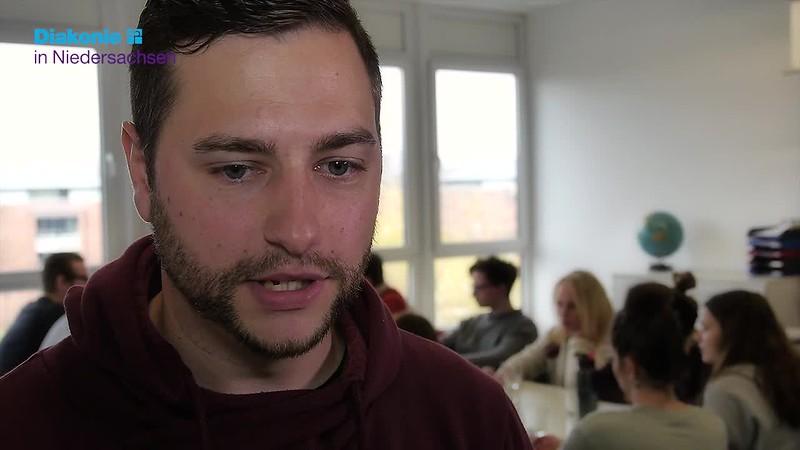 Diakonie in Niedersachsen - Diakonie-Kolleg Hannover - Video Karrideo Imagefilm©®™