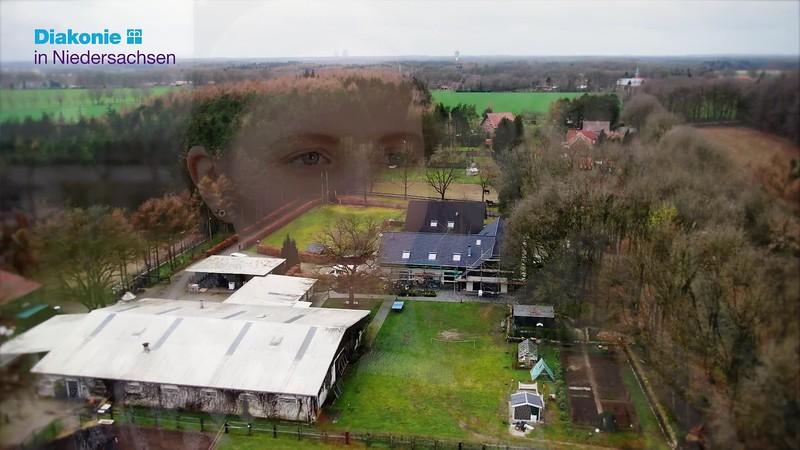 FSJ bei der Diakonie in Niedersachsen - Sozialtherapeutisches Wohnheim Haus Landrien - Karrideo Imagefilm ©®™