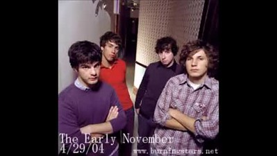 The Early November 4/29/04